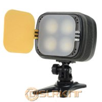 Wholesale DSLRKIT LM LED Video Lamp Light WALLI Plus lamp space lamp bulb light lamp bulb light