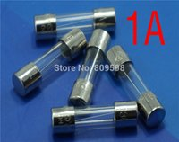Wholesale F1A V x mm Quick Blow Glass Tube Fuse UL VDE RoHS Approved A Amp