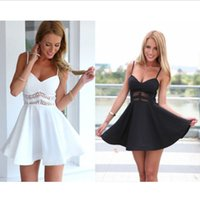cute cocktail dresses - New Women Cute Summer Bandage Bodycon Evening Sexy Party Cocktail Mini Dress Brand New Good Quality