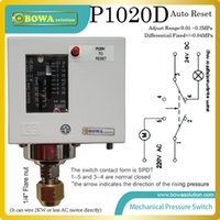 Wholesale 0 MPa mechanical pressure controls with micro difference is specially designed for fire fighting system