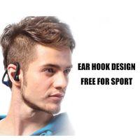 Wholesale S9 Stereo Bluetooth Earphone Sports Headphone Wireless Ear hook Headband In Ear Earphone Hifi Music Player For iPhone6 Plus Samsung Hot Sale