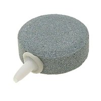 air stone diffuser - Hot sale New Aquarium Air Stone Disk Fish Tank Aerator Bubble Diffuser Hydroponics
