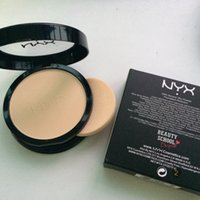 Wholesale In stock hot Sales NYX Highlighters Powder Palette BEAUTY SCHOOL DROPOUT second Skin Powder foundation perfection Brand New