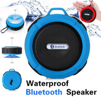 audio protection - High Quality New Waterproof Dustproof Shockproof Portable Speaker Comprehensive Protection Bluetooth Wireless Active Audio C6 universal