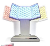 Wholesale Hot sell Personal PDT Photo Dynamic Therapy LED Beauty Light Machine for Facial Care Skin Rejuvenation Acne Removal colors LED foldable