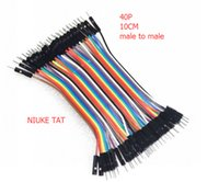 Wholesale cm P mm dupont cable jumper wire dupont line male to male dupont line