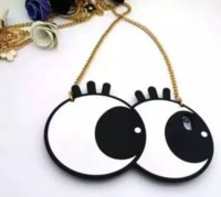 big rope chain - Metal chain hanging rope scale iphon6 plus3d of eyelash following from big eyes