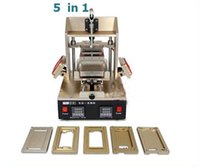 bezel remover - 5in1 Universal LCD Screen Separator Glue Remover Frame Laminating Machine Middle Bezel Separator Molds S S C pius