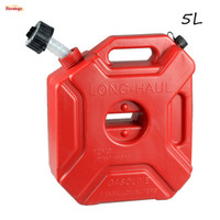 ABS SGS 5L Super Practical Long-Haul 5L Gas Diesel Tank Can Pack With Lock For Offroad SUV ATV Motorcycle