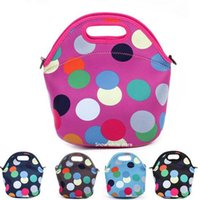 Wholesale Neoprene Lunch Bags lunch boxes keep warm and keep cool to AU