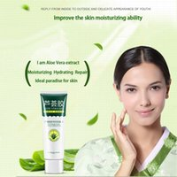 Wholesale Aloe Vera Gel Skin Care After Sun Face Cream Hyaluronic Acid Anti Winkle Whitening Moisturizing Acne Treatment Cream g