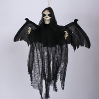 Wholesale The eyes will glow with Halloween Vampire costumes three colour