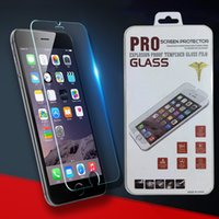 Wholesale For iphone6 s plus iphone7 plus explosion proof tempered glass film screen protector ultra thin D H HD protection
