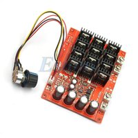 Wholesale J34 Shipping DC V A Motor Speed Control PWM HHO RC Controller V V V W MAX