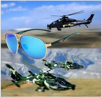 alloy rims for sale - Polarized Sunglasses TAC Lens Metal Rim UV400 Pilot Sunglasses Men Women Fashion Sports Sunglasses High Quality Cheap Sunglassees for Sale
