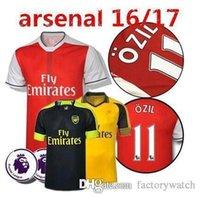 arsenal polo shirts - TopThai jerseys Arsenal Soccer Jerseys football shirts ALEXIS WILSHERE GIROUD CHAMBERS OZIL ET
