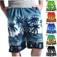 Wholesale Cool Board Pants Men Casual Fast Drying Surf Beach Shorts Polyester Women Gym Clothing Brand XL XL Summer Swimming Shorts Men