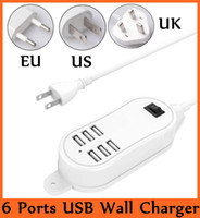 apple chinese input - Multi USB Charger Input AC V Hz Output DC V A Port USB Wall Charger USB Powered Devices Universal Charge