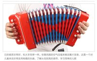 Wholesale Send tutorial super excellent children s accordion music instruments children s toys special offer early Entertainment