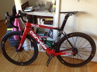 Wholesale hot sell Buy Red Cervelo s3 Road complete Bikes Online Original groupset Cosmic MM WHEELSET A01