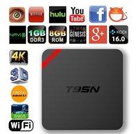 Wholesale Android Tv Box Mini MX Plus Android tv box GB GB Amlogic S905 quad core kodi preinstalled T95N