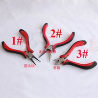 Wholesale JEWELLERY MAKING KIT BEADS FINDINGS PLIERS Fit Jewelry Tools Equipments DIY
