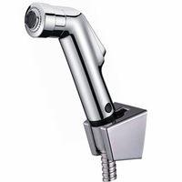 bathroom shower kits - Toilet Bathroom Weel Hand held Diaper Spray Shower Set Shattaf Bidet Sprayer Jet Faucet Tap Douche kit BD530
