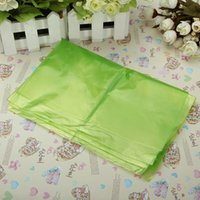 Wholesale Lowest Price Green Plastic Bags Vegetables Fruits Flowers Produce Storage Bag Reusable Life Extender Med and Big