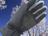 Wholesale 1000pairs Warm Men Winter Skiing Gloves Waterproof Snowboarding Cycling Motorcycle Windproof Non slip Gloves Men Outdoor Sports Gloves jy422