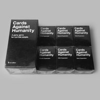 Wholesale Cards Game Against For Humanity US CA AU UK basic and Expansion and Basic Edition Against Humanities with excellent quality