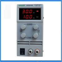 Wholesale KPS3010D Adjustable High Precision Double LED Display Switch DC Power Supply Protection Function V10A V V
