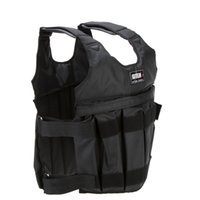 Wholesale Weight Jacket Weighted Vest Max kg Adjustable Exercise Boxing Sanda Training Waistcoat Invisible Weightloading Sand Vest Empty order lt no