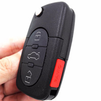 audi quattro logo - Buttons MHz Remote key D0 M For Audi TT A6 Quattro with LOGO