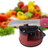 Wholesale Kitchen Knife Sharpener Scissors Grinder Secure Suction Chef Pad Sharpening Tool