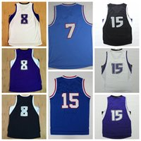 basket material - Cheap Sale Basketball Jerseys Retro Shirt Rev New Material Basket ball Sport Wear With Player Name Team Logo Black Blue White