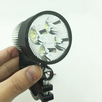 Wholesale 2016 LED Motorcycle Headlight Lamp cafe racer motorcycle accessories turn signal high quality