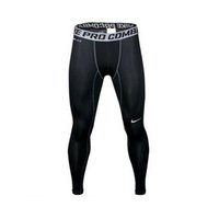 Wholesale Mens compression pants sports running tights basketball gym pants bodybuilding jogger jogging skinny leggings trousers