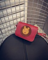 animal carry bag - Small PU Leather Fashion Tide Animal Cartoon Shoulder Crossbody Bag Girl Lady Women Cute Mini Man carried phone s Bag