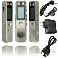 audio recorder ic - New G Rechargeable USB Professional LED IC Digital Voice Audio Recorder MP3