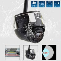 Wholesale 2016 New Arrival Direct Selling Sale Car Camera Waterproof Wide Angle CMOS Anti Fog Car Rear View Reverse Backup Camera Kit