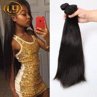 bella rosa - 7A Brazilian Hair Straight Bundles Rosa Hair Products Human Hair Weave Unprocessed Mink Brazilian Straight Hair Extensions Bella Hair