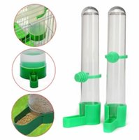 aviary birds - Bird Drinker Parrot Food Feeder Watering Clip Aviary Budgie Lovebirds Canary Your Best Choice