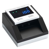 Wholesale Successfully tested in ECB counterfeit notes can be detected EC350 Cash detector for worldwide currency with LCD display