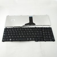 Wholesale Keyboard for Toshiba Satellite C660 C C660 F1 C660 C660 K L755 S5214 PSK1WU N01D Laptop Clavier French K1061