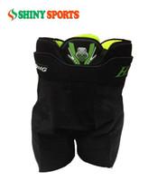 adult hockey equipment - Adult Men Women Hockey Pants Ice hockey protective pants Ice hockey protective equipment
