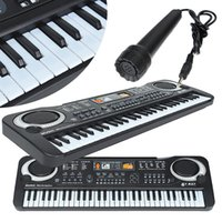 Wholesale 61 Keys Music Electronic Keyboard Key Board Kids Gift Electric Piano Organ