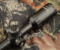 ar scope rings - AR Optics x32 Side focus rifle scope mm scope ring mount hunting scope M8317