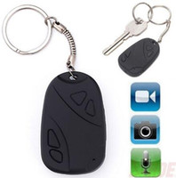 hidden camera with voice recorder - Mini Camcorders spy car keys Car Keychain Spy Camera video with voice Hidden camera Video Recorder Camcorder listen device