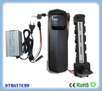 Wholesale 36v ah new bottle battery v15ah samsung new bottle battery v15ah lithium new bottle electric bike battery with charger