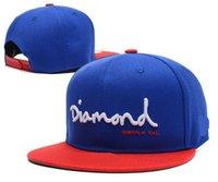 Wholesale New Design Colors Snapback Diamond Hats Men Women Baseball Cap Hip Hop Sports Caps For Boys Girls Adjustable Gorras Hombre